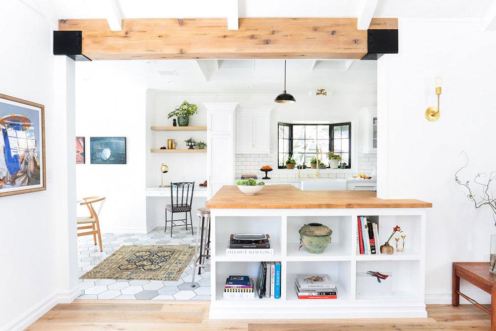 Work from home kitchen design inspiration