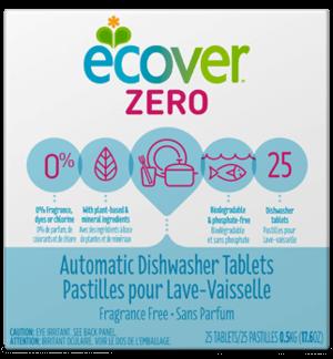 image of Ecover Zero Automatic Dishwashing Tablets