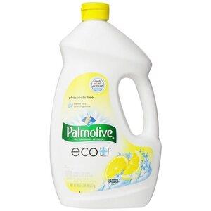 image of Palmolive Eco Dishwasher Detergent Gel